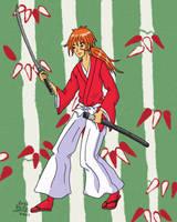 Rurouni Kenshin by Erikku8