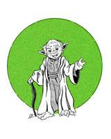 Yoda 5-4-2015 by Erikku8