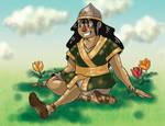 The Legend of Acornhead by Erikku8