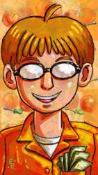 Orange Kid by Erikku8