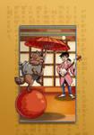 The Lucky Tea Kettle by Erikku8
