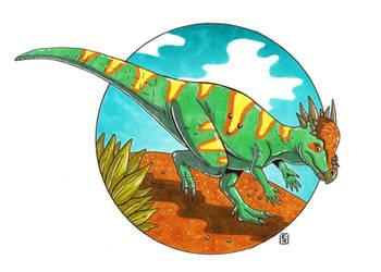 Stygimoloch by Erikku8