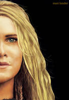 Clarke kom skaikru. by Mrs-Lovetts-Meat-Pie