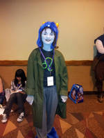 Colossalcon 2012- Homestuck: Nepeta by 22123