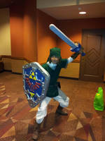 Colossalcon 2012- Link by 22123