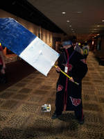 Colossalcon 2012- Kisame by 22123