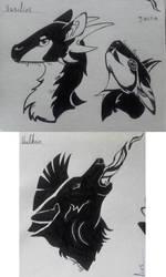 Ink me 3 by CrazyDragy
