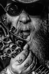 Metal Mayhem by ktalbot