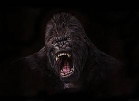 King Kong by ktalbot