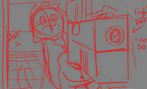 WIP Wednesday - Shoot Storyboard by GetRichSeries