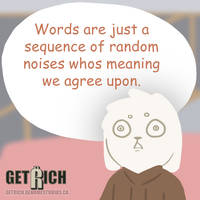 Random Thought 015 by GetRichSeries