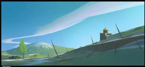 landscape concept by cstlmode