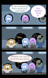 South Park Effect by Kisam