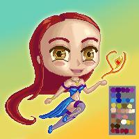Pixel Icon - MiniMe Fantasy by Luneriane