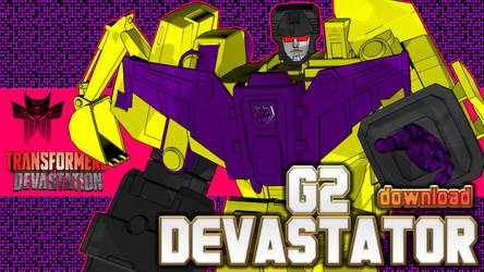 DEVASTATION G2 DEVASTATOR DOWNLOAD LINK! by kaxblastard