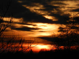 Sunset Shadows by JokerIsMYFreak