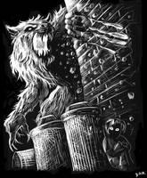 Werewolf by shockwave-b2635488