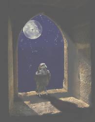 O corvo by wadu
