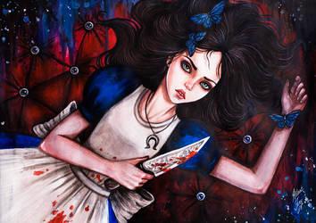 Alice: Madness Returns by BlackFurya