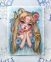 Princess Serenity by BlackFurya