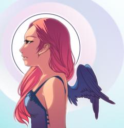 Redoing it: Angel by JamieDavenport