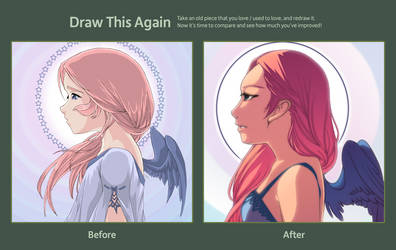 Entry:Anime Angel by JamieDavenport