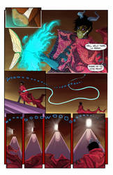 Radji and the Rat- Issue 1, Page 5 by LadyRedfingers