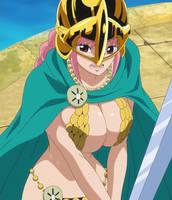 Rebecca ~ Breast Expansion Jutsu! by EcchiAnimeEdits