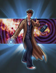 Dr. Who by ComfortLove