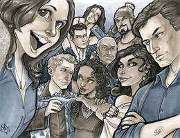Firefly: Copic Marker Version by ComfortLove