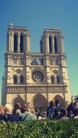 Notre Dame by skeletonpicnic