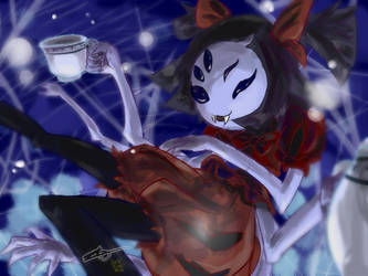 RQ - Tea n Spiders by Mad-Silence