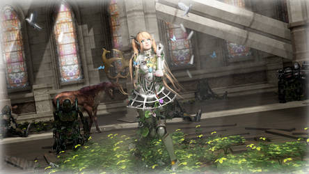 The Wretched Automatons by OTsunaO