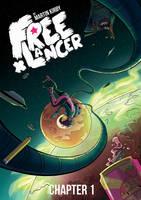 Freelancer Chapter 1 - Updated cover by FeloniusMonk