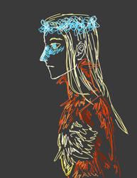 flower Crown by werewolfgirl28