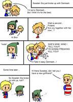Humon SatW Fan Comic by 44tim44