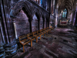 Carlisle Cathedral by kubica