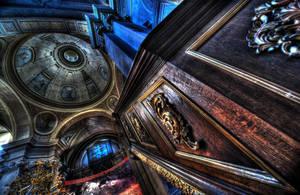The Church of St. Bernardine by kubica