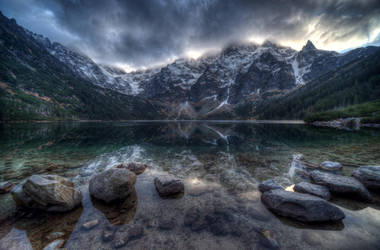 Morskie Oko II by kubica