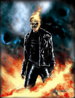ghostrider-Evil by stealthcache