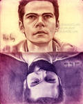 Stiles: The Boy And The Fox by klice-chan