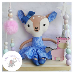 Deer/Fawn by LittleShopOfCutes
