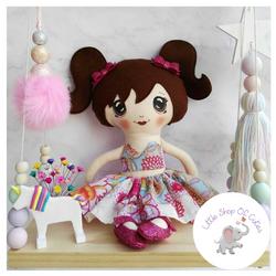 Custom Doll 1 by LittleShopOfCutes