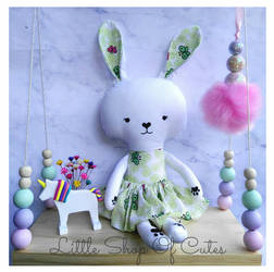 Dress up Bunny by LittleShopOfCutes