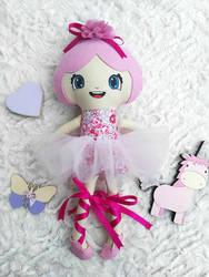 Ballerina by LittleShopOfCutes