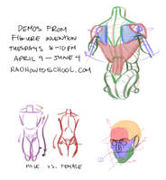 Demos from Figure invention class by radsechrist