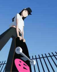 Kyoko color by radsechrist