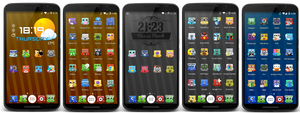 Upbeat Monsters Icon Pack for android RELEASED !!! by MarkPixel