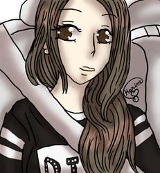Melissa Lorena by YoshineChan