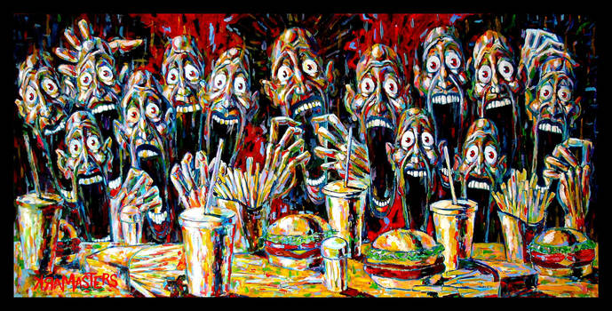 The Last Supper by Arum1966